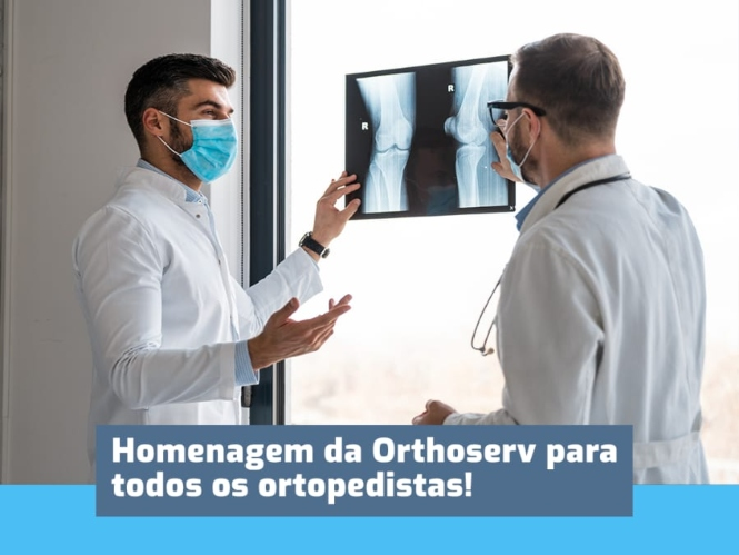 Dia do Ortopedista